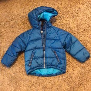 Toddler H & M Puff Jacket